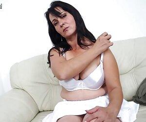 Շիկահերը հառաչում է իր մեծ չաղլիկ սեքս լուսանկարներ սիրեկանից